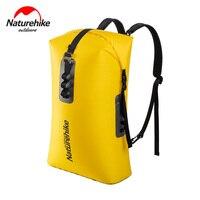 Naturehike 28L Waterproof Bag Double Shoulder Dry Bag Sack Foldable TPU Swimming Drifting Rafting Dry Bag