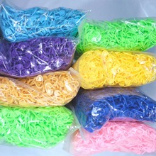 Haxixinjing atacado 2000pc plástico tricô agulha gancho ponto suportes fivela crochê travamento ponto marcadores trava 9cm comprimento
