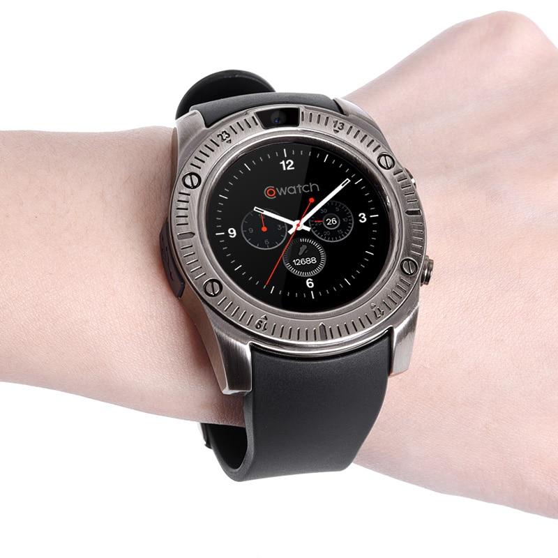 In Stock XGODY KY003 Vintage Smartwatch Men 2G Phone Call Smart Watch with Sim Card Pedometer Sleep Tracker Bluetooth Reloj Men умные часы smart watch y1