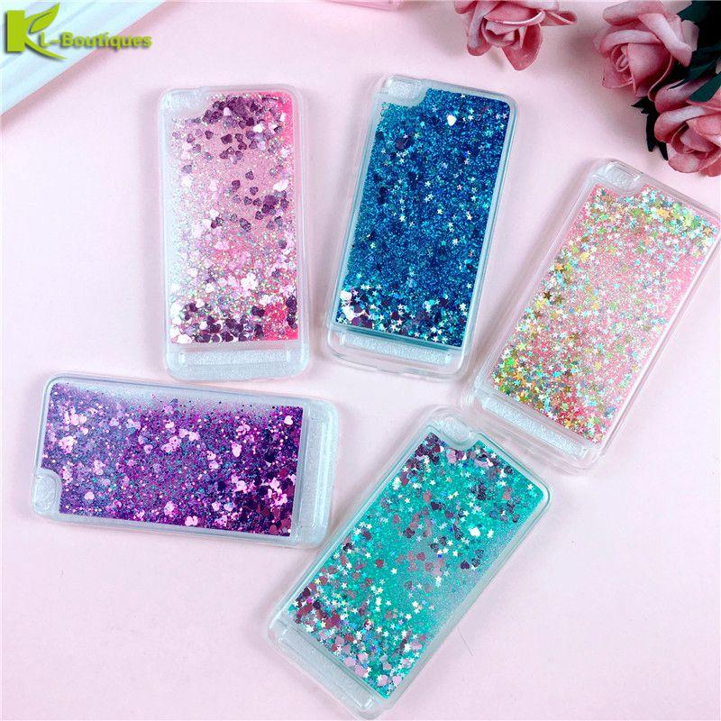 Liquid-Case Etui Back-Cover Glitter Coque Xiomi Soft Xiaomi Redmi Silicone 6A for 6-6a/5a/4a/4x