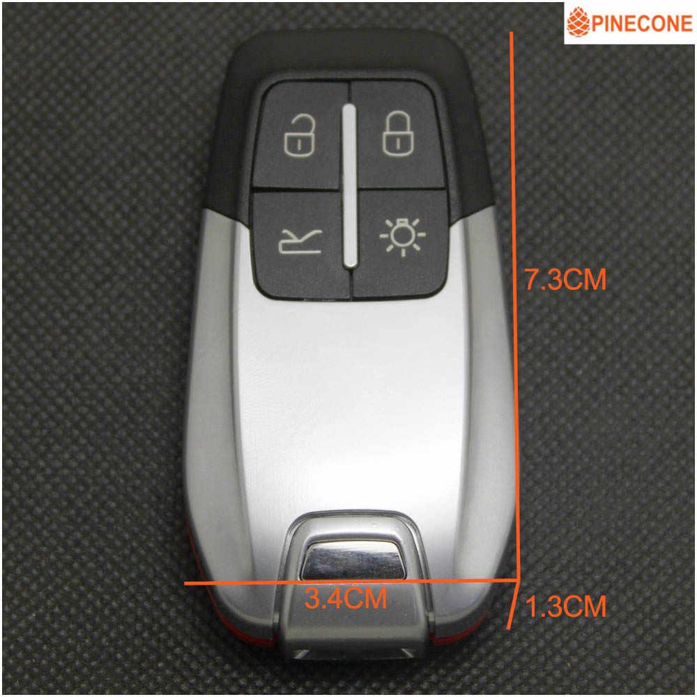 New Key Case Suit for FERRARI 458 488 588 GT LA FERRARI Key Broken Parts Replace Collect Show Gift Key Shell Low Key No Logo