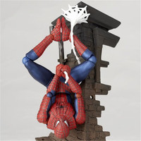 5Inches Amazing Yamaguchi Superhero Spider Man PVC Action Figure Collectible Model Decoration In Box D78