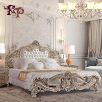 Antique Furniture Bedroom Baroque European Furniture