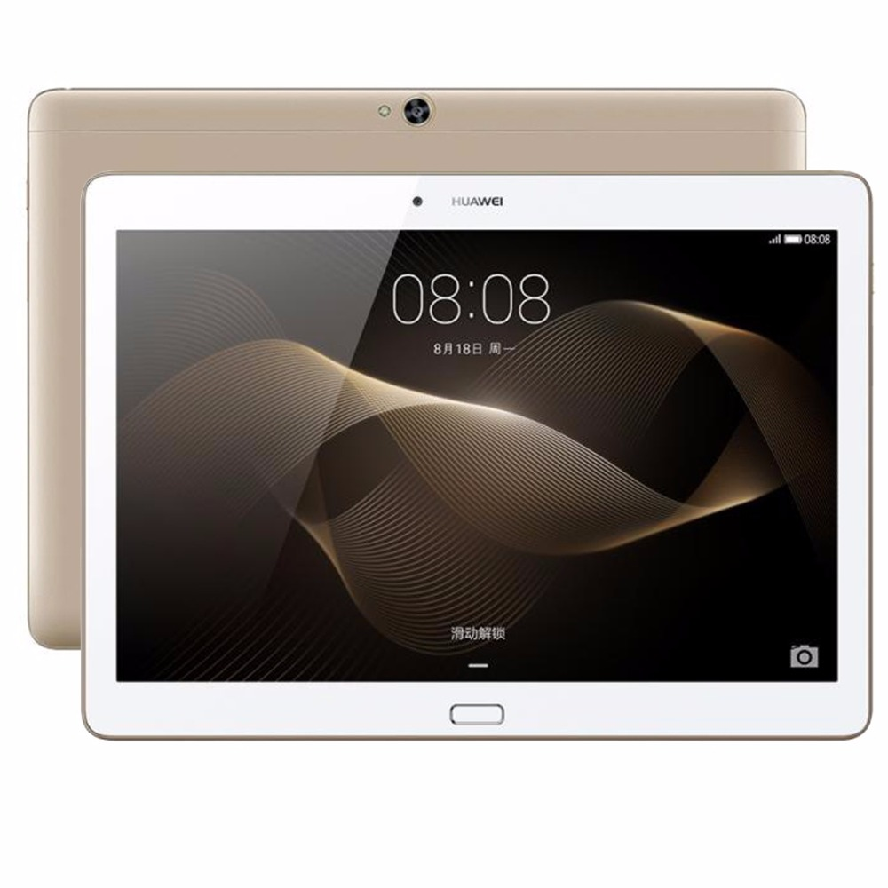 Original Huawei MediaPad M2 10.0 Tablet PC 10.1 inch Kirin 930 Octa Core 3GB 16GB/ 64GB 5MP+13MP 6660mAh (4G LTE) WIFI GPS