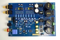 AK4497 DAC Decoder Board (Excluding AK4497 chip and XMOS U8 daughter card)|board|board board|board card -