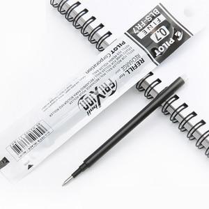 Image 4 - 24 Pcs/Lot Pilot BLS FR7 FriXion 0.7mm Erasable Gel Pen Refills (For Pilot LFB 20EF/LFBK 23F) Black/Blue/Red
