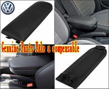 GOLF/BORA MK4/GTI/Fabia/R32/Новый POLO 6R 9N 9N3 ALLROAD BEETLE PASSAT B5 LAVIDA Seat ibiza 6J Центральной консоли автомобиля подлокотник крышка