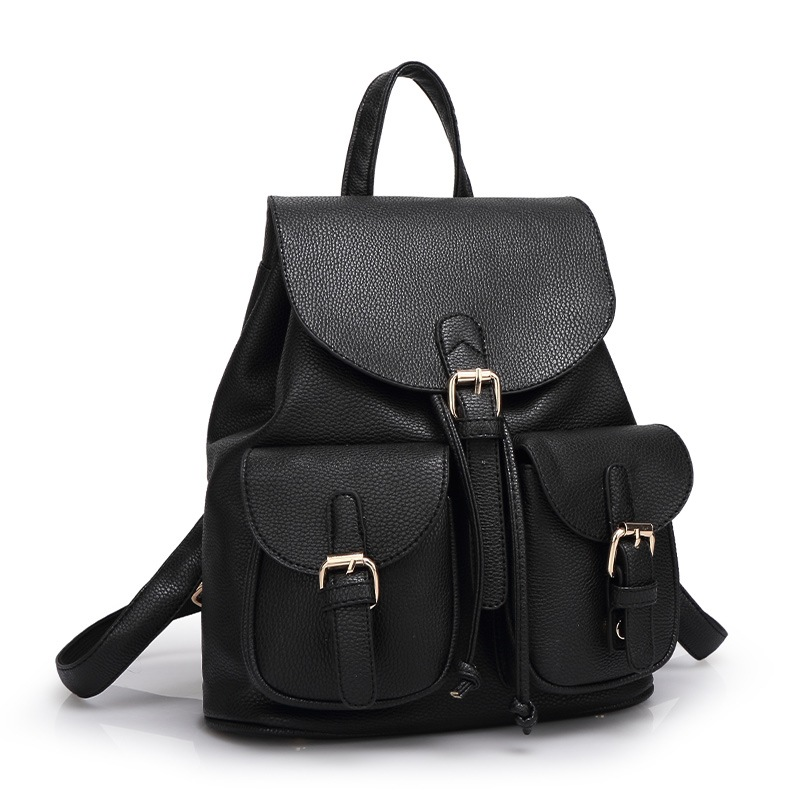 2017 Women Backpack New Students Backpack Girls Preppy Style Backpacking Bag High School Girls Back