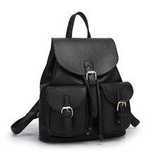 2017 женщины рюкзак новых студентов рюкзак девушки опрятный стиль рюкзак сумка школьницы back pack сумки
