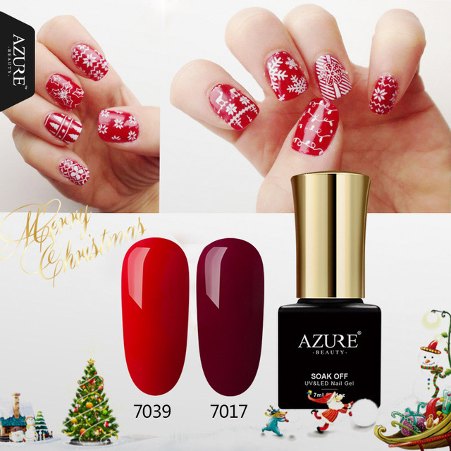 Azure Beauty Gel Polish Nail Glue For Design Semi Permanent Varnish Soak