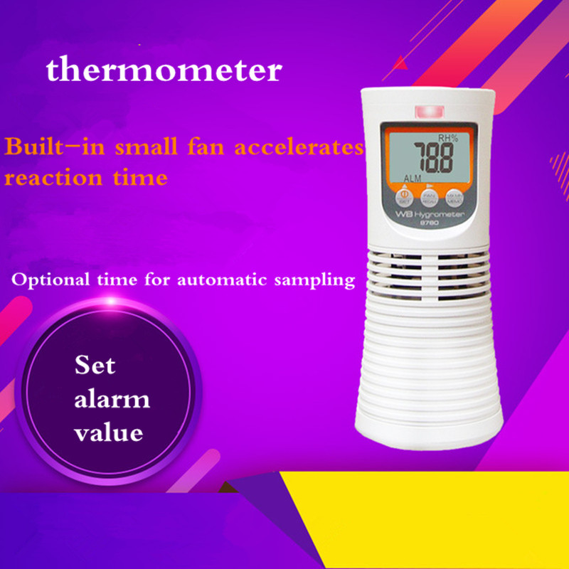 AZ8760 Dry Wet Bulb Thermometer  Digital Dry Hygrometer, Greenhouse Temperature And Humidity Digital Dry Bulb ThermometerAZ8760 Dry Wet Bulb Thermometer  Digital Dry Hygrometer, Greenhouse Temperature And Humidity Digital Dry Bulb Thermometer