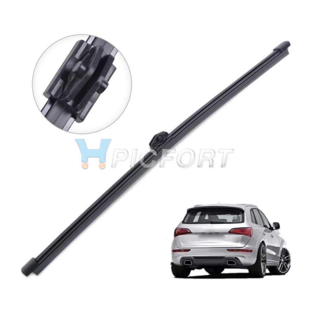 CITALL High Quality Rubber ! New Rear Window Windshield Windscreen Wiper Blade For Audi Q5 3.2 2009 2010 2011 2012