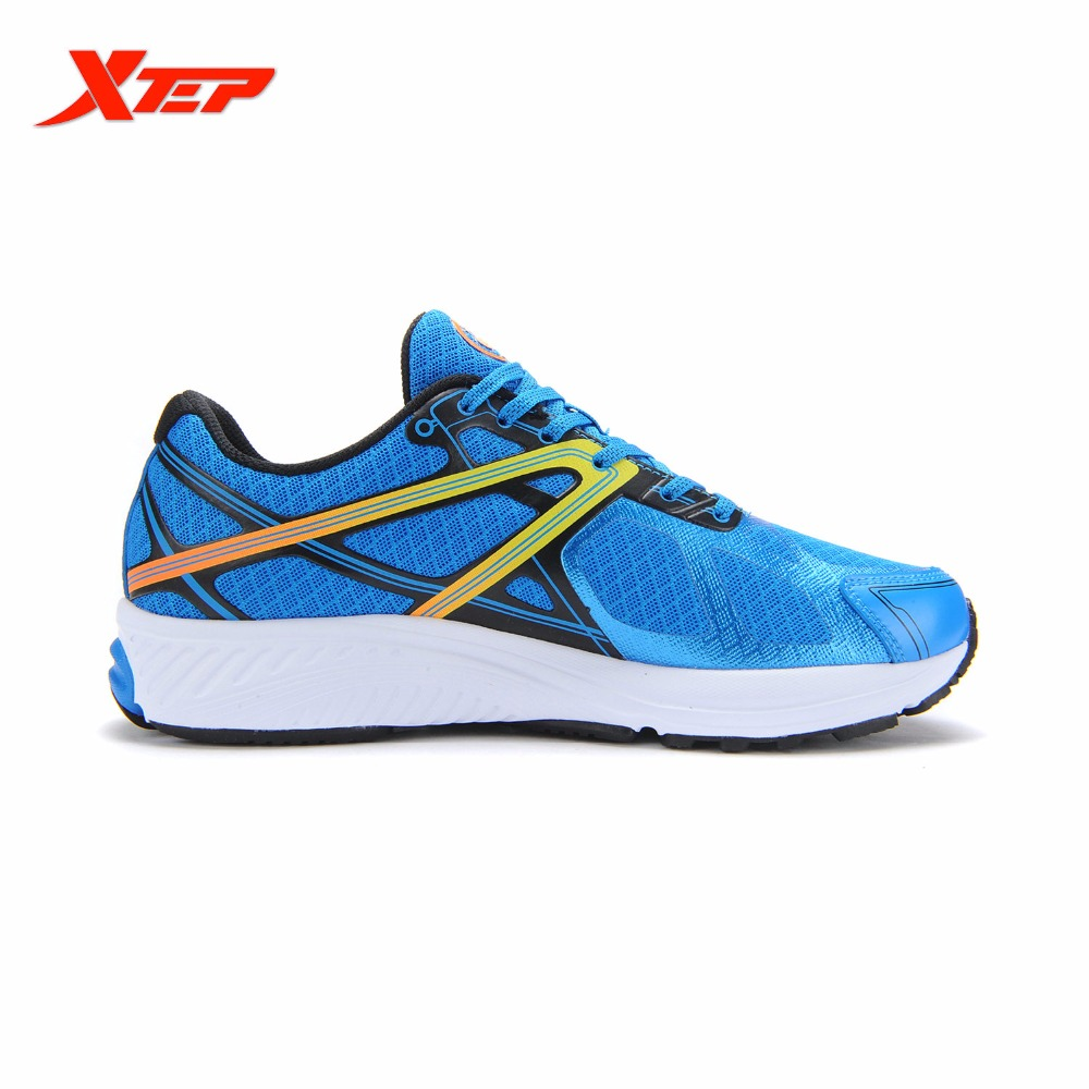 df6c4b1505e XTEP Brand 2016 New Summer Men's Wholesale Running Shoes Sports Shoes  Sneakers Trainers Outdoor Athletic Shoes 984219119511-in Running Shoes from  Sports ...