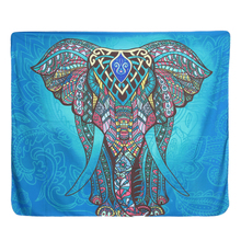 Indio Mandala Tapiz Tapices Tapiz Elefante Impresa Estera de Yoga Manta Toalla de Playa Mesa de Paño Rectángulo Alfombra De Pared