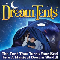 Dream Tents Space Adventure Foldable Tent Camping Outdoor Tent Kids Baby Tent
