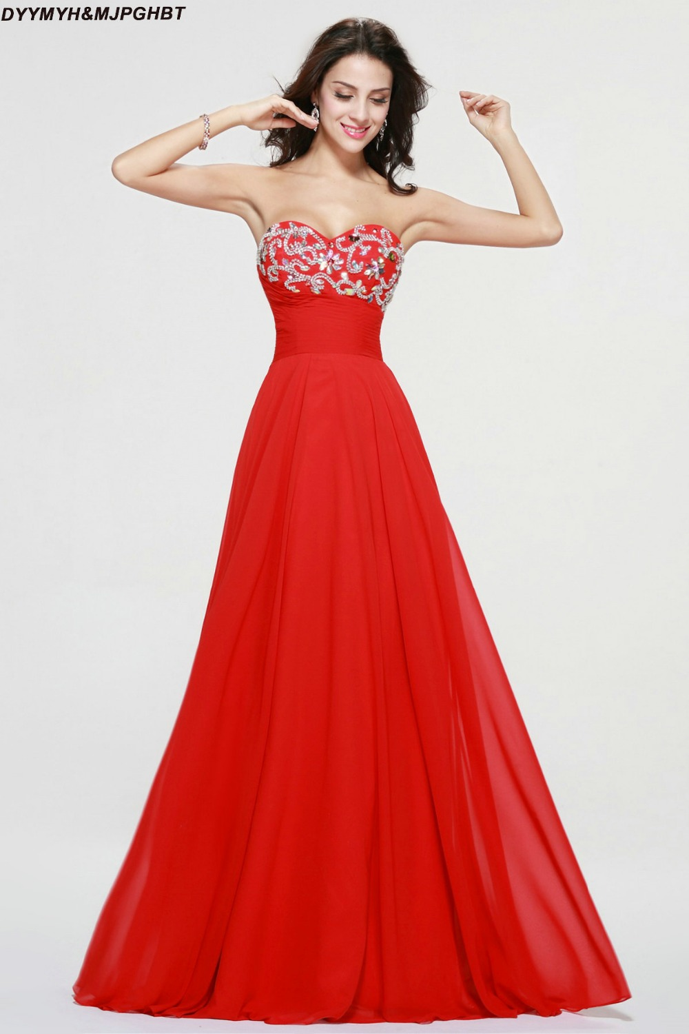 Popular Sexy Red Evening Gown-Buy Cheap Sexy Red Evening Gown lots ...