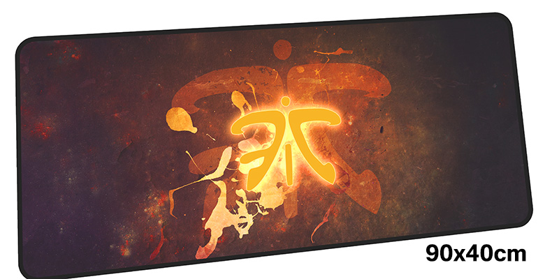 fnatic mouse pad gamer 900x400mm notbook mouse mat large gaming mousepad large Customized pad mouse PC desk padmouse