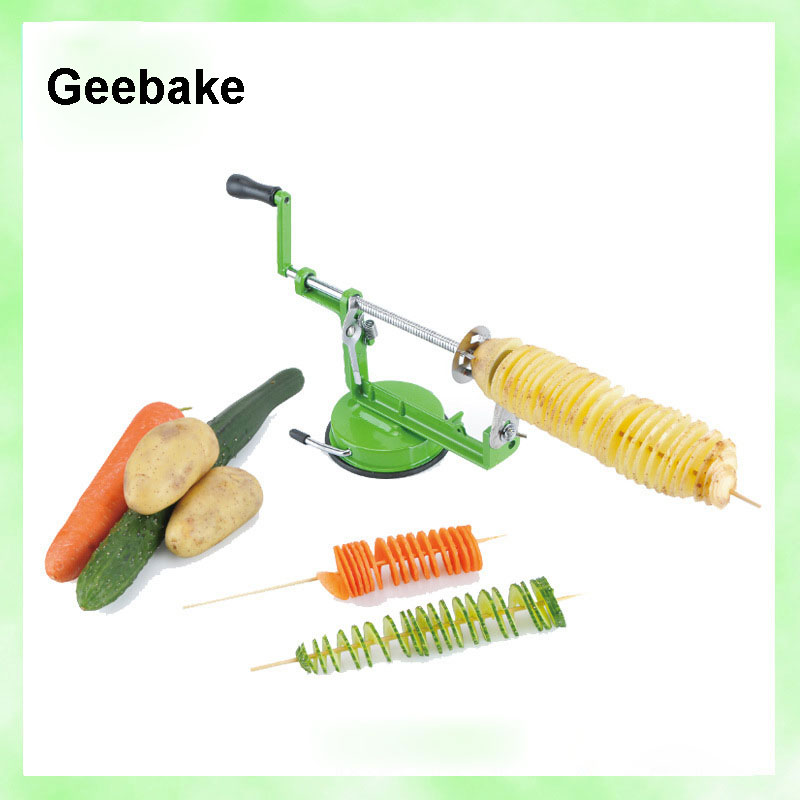 Geebake Kitchen Practical Convenient Gadget Multifunctional potato Slicer Useful Kitchen ...