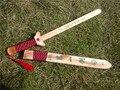 Espada faca de cortador de madeira brinquedos de madeira para crianças De Madeira Japonês samurai swords Fitness em os adereços