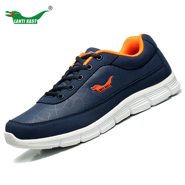 2017 New Mens Running Shoes Lightweight Men Sports Shoes Outdoor Sneakers Flats Big Size 46 Wide Black Athletic Trainers Sapatos