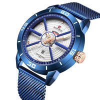 Mens moda Relógios Top Marca de Luxo Quartz relógio de Pulso Men Casual Magro Malha de Aço À Prova D' Água Esporte Relógio Masculino Relogio masculino|Relógios mecânicos| |  -