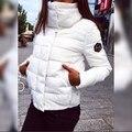Mulheres Casacos de Inverno E Coats Real Sólida Sem Zíper A Moda Inverno 2016 Mulher de Algodão Oferta Especial de Vendas Frete Grátis