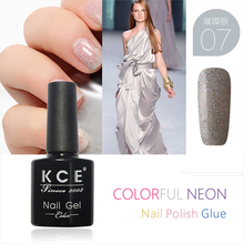 Lulaa New Fashion 10ml 12 COLORS Neon Nail Gel Polish Soak Off UV Colorful Nail Colors Art For gel Long-lasting colors for fashion