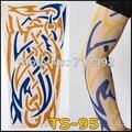 Высота смешанный 140 стилей нейлон втулки татуировки для вас поддельные татуировки рука рукавами ( 2 шт. / lot )