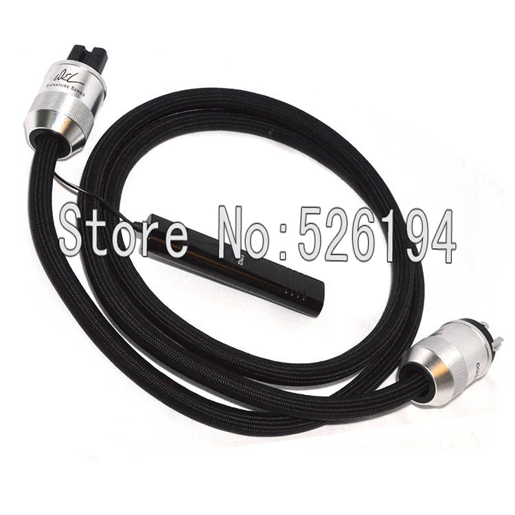Free shipping EU/US version wel signature Solid PSS Silver 72V DBS HIFI AC Audiophile Power cable bosch pss 200 ac