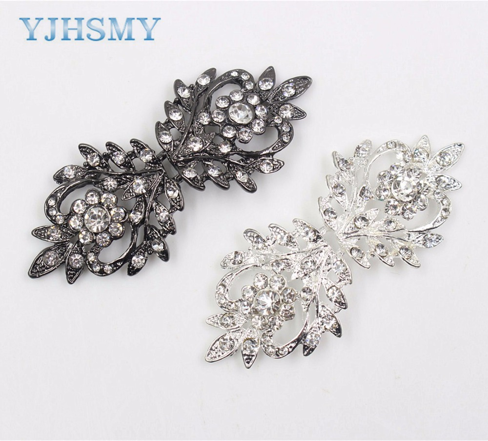 2 Color Optional coat Buttons Rhinestone Buttons Clothing Accessories Jewelry Accessories Buckle Button Painstaking Yjhsmy 1711121,1 Piece