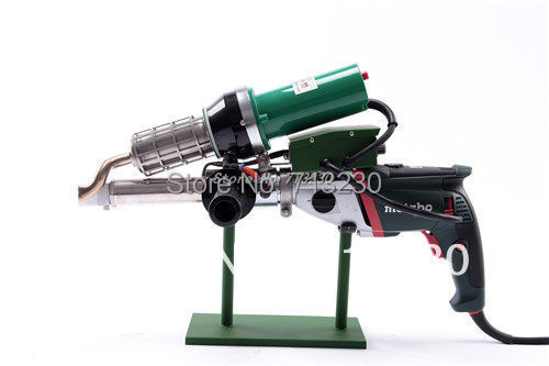 Free shipping New Practical Handheld Plastic extrusion Welding machine Hot Air Plastic Welder Gun extruder welder LST610B01 Сварка
