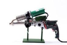 New  Handheld Plastic extrusion Welding machine Hot Air Plastic Welder Gun extruder welder with Germany METABO Motor LST610B