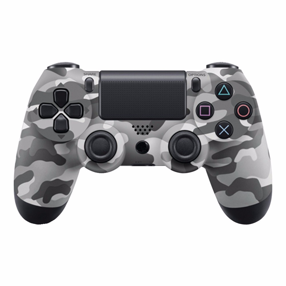 High quality wireless bluetooth Game controller for PS4 Controller 4 Joystick Gamepads for PlayStation 4 Console four colors controle ps4 original wireless gamepad bluetooth joystick with touch panel for playstation 4 for ps4 controller