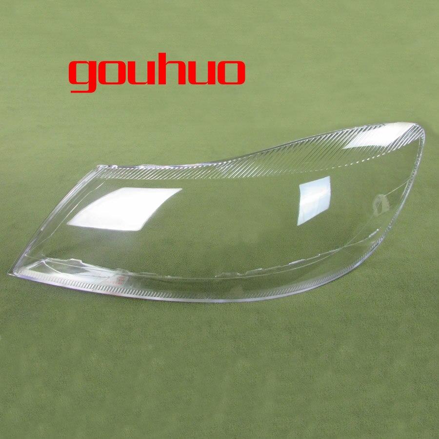 for Skoda Octavia 12-14 headlights cover headlights shell mask boutique transparent cover lampshdade headlamp shell 2pcs
