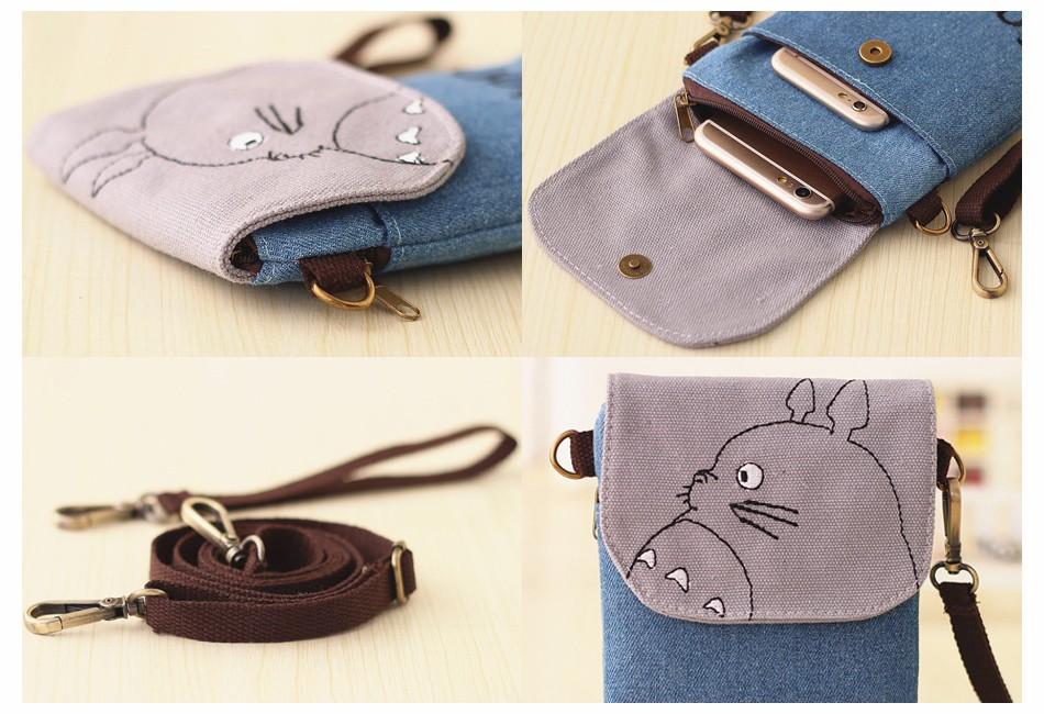 Cute Totoro Mini Bag