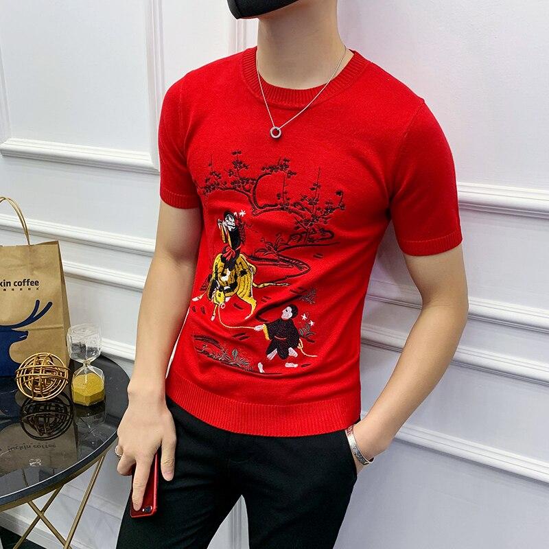 Knitting   Polo   Men Shirt Garment High Quality Short Sleeve Male Embroidery Printing   Polo   Shirt Tee Tops Short Shirt Streetwear