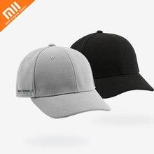 Original xiaomi mijia MITOWNLIFE original clássico boné de beisebol chapéu de sol chapéu moda casual simples dos homens do projeto de casa Inteligente