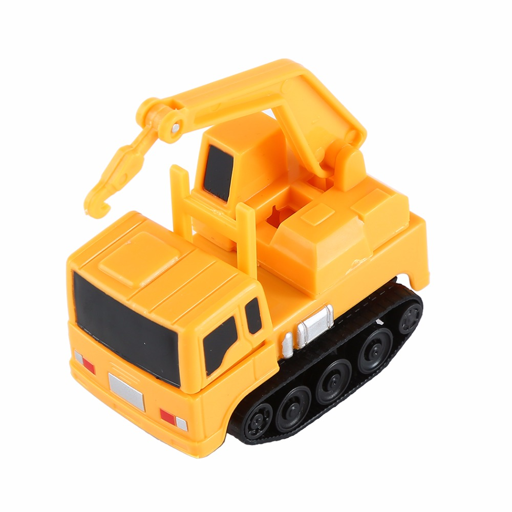 2018 1Pcs Kids Chirldren Magic Toy Truck Inductive Car Magia Excavator Tank Construction Cars Truck Toys For Kids Gift