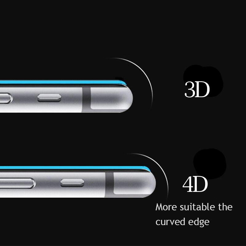 Rosegold 4D <font><b>Curved</b></font> Full Cover <font><b>Screen</b></font> Protector <font><b>for</b></font> <font><b>iPhone</b></font> 6 6s 6plus 6Splus 7 7plus New 3D Upgrade <font><b>Tempered</b></font> <font><b>Glass</b></font> <font><b>Guard</b></font> Film