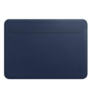 Image 4 - WIWU Neueste Laptop Sleeve für MacBook Air 13 Fall Wasserdichte Laptop Tasche Fall für MacBook Pro 13 15 PU Leder notebook Tasche Fall