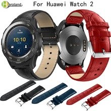 Replacement Sport leather Watch Strap For Huawei 2 Wristband Straps Wrist Accessories Bracelet Hot Lightweight Soft