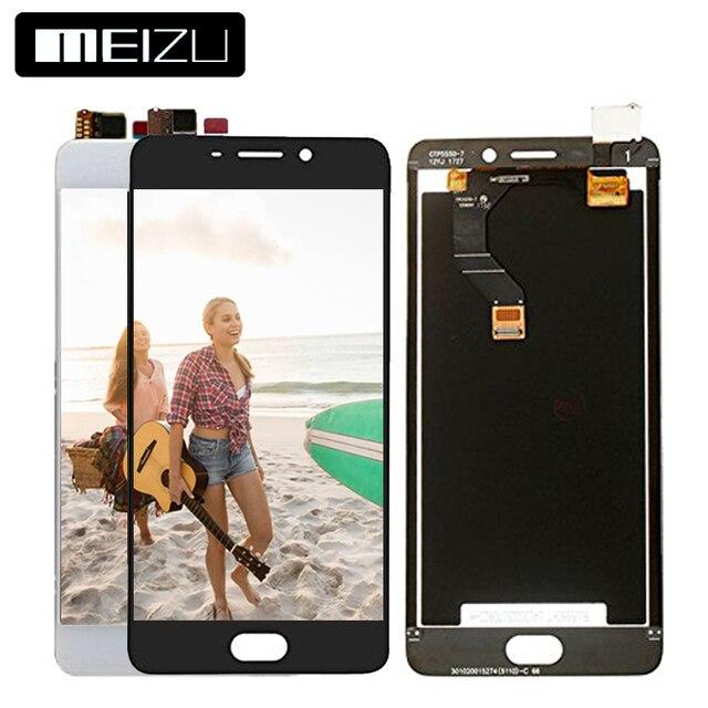 100% тестирование 5.5 ''1920x1080 Дисплей для Meizu meilan M6 примечание 6 ЖК-дисплей с Сенсорный экран планшета Ассамблеи Запчасти для авто