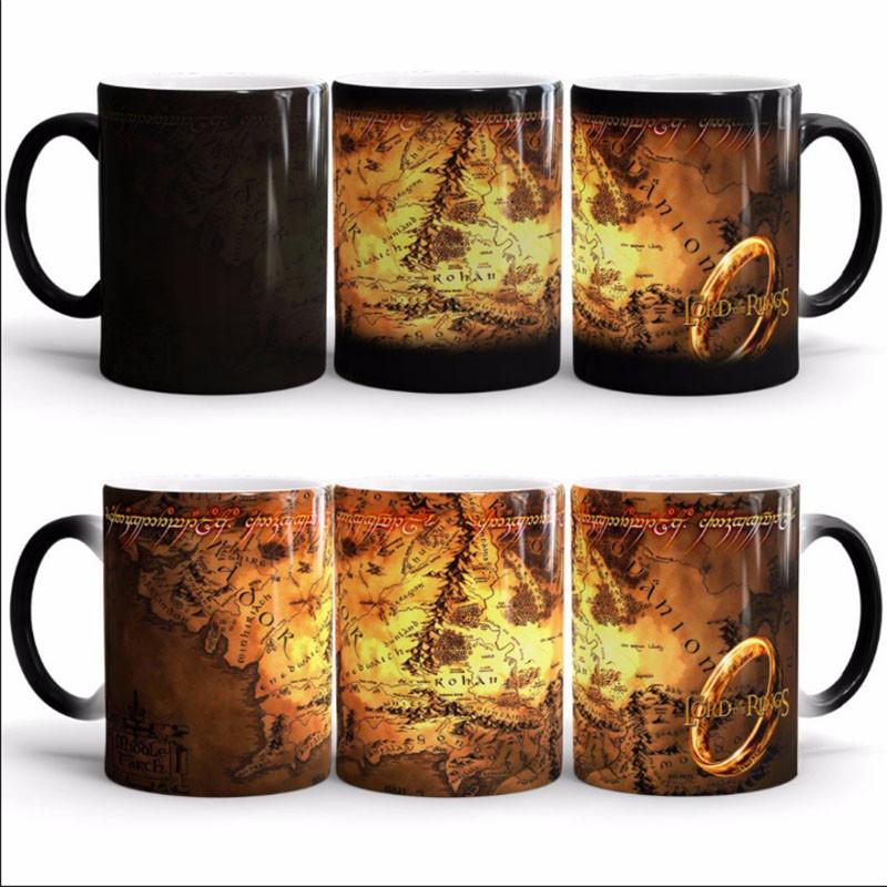 Harry Potter Enamel Mug Multi-Colour 500ml