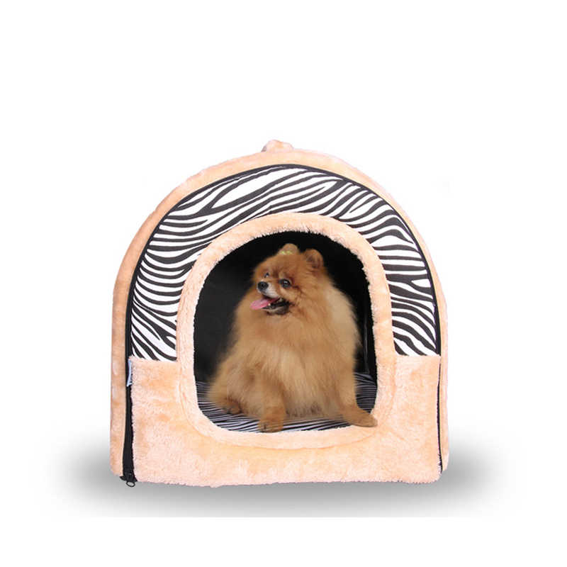 Multifuctional 犬小屋巣マット折りたたみ犬販売ベッドの猫ベッド小中犬旅行ペット小屋