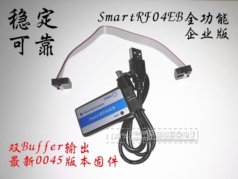 Special CC2530 ZigBee CC1110 simulation download SmartRF04EB R & D enterprise edition zenfone 2 deluxe special edition