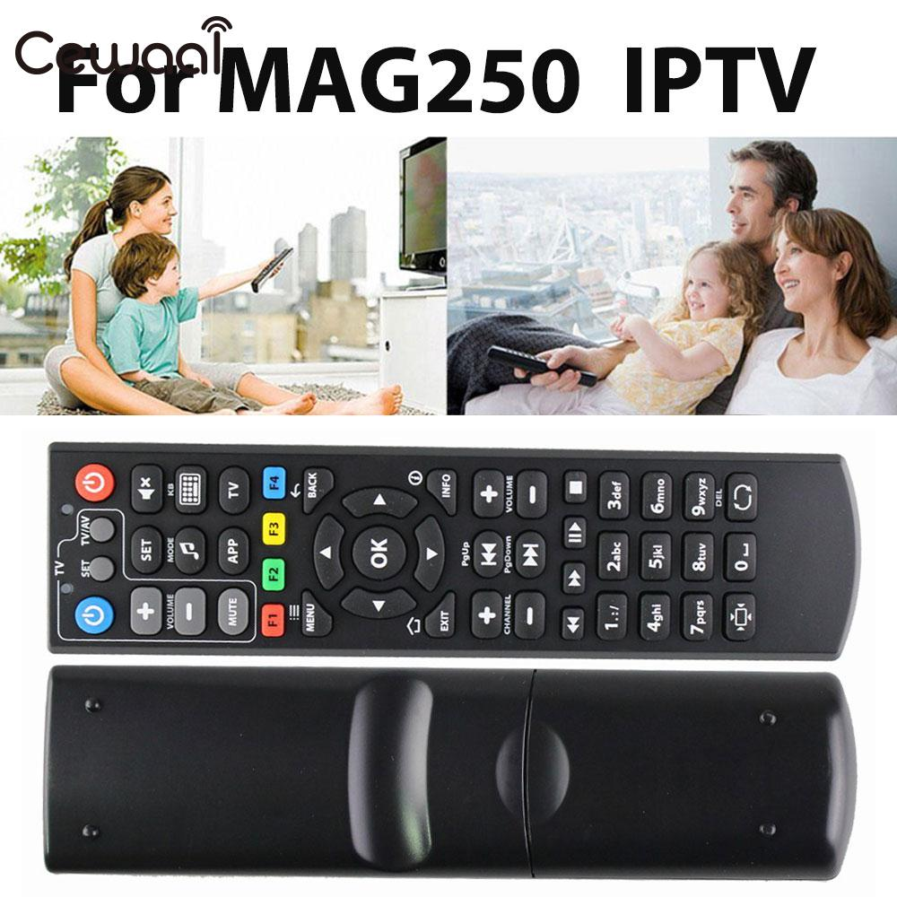 Cewaal Learn Function Copy The Code Of Television TV Box Controller Replacement TV Remote Multi-Function HDTV Remote Controller