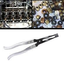 Головки цилиндров для автомобиля клапан пружинный компрессор комплект стволовых уплотнений установщик плоскогубцы для удаления инструмент ремонт автомобиля инструмент Гараж Комплект стайлинга автомобилей