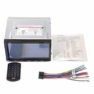 Image 5 - HEVXM 7080B 7 дюймовый автомобильный DVD плеер FM Радио BT DVD плеер обратный приоритет многофункциональный автомобильный DVD плеер