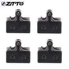 4 пары ZTTO запчасти для велосипеда MTB горный велосипед полуметаллические тормозные колодки для деталей M985 m988 m785 m615 m666 m675 XT XTR SLX