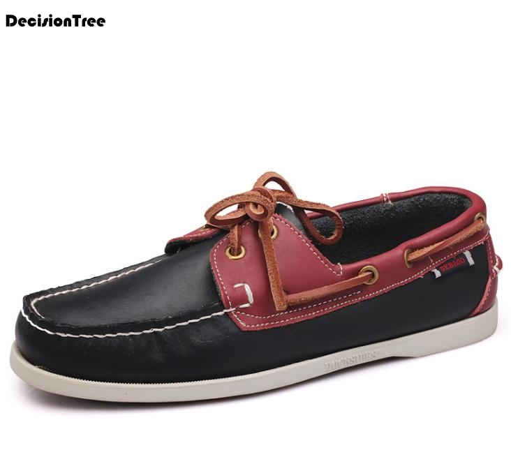 Summer British Style Men Genuine Leather Boat Shoes Fashion Design Mixed Color Male Driving Shoes Breathable Soft Flats ShoesZ66Summer British Style Men Genuine Leather Boat Shoes Fashion Design Mixed Color Male Driving Shoes Breathable Soft Flats ShoesZ66